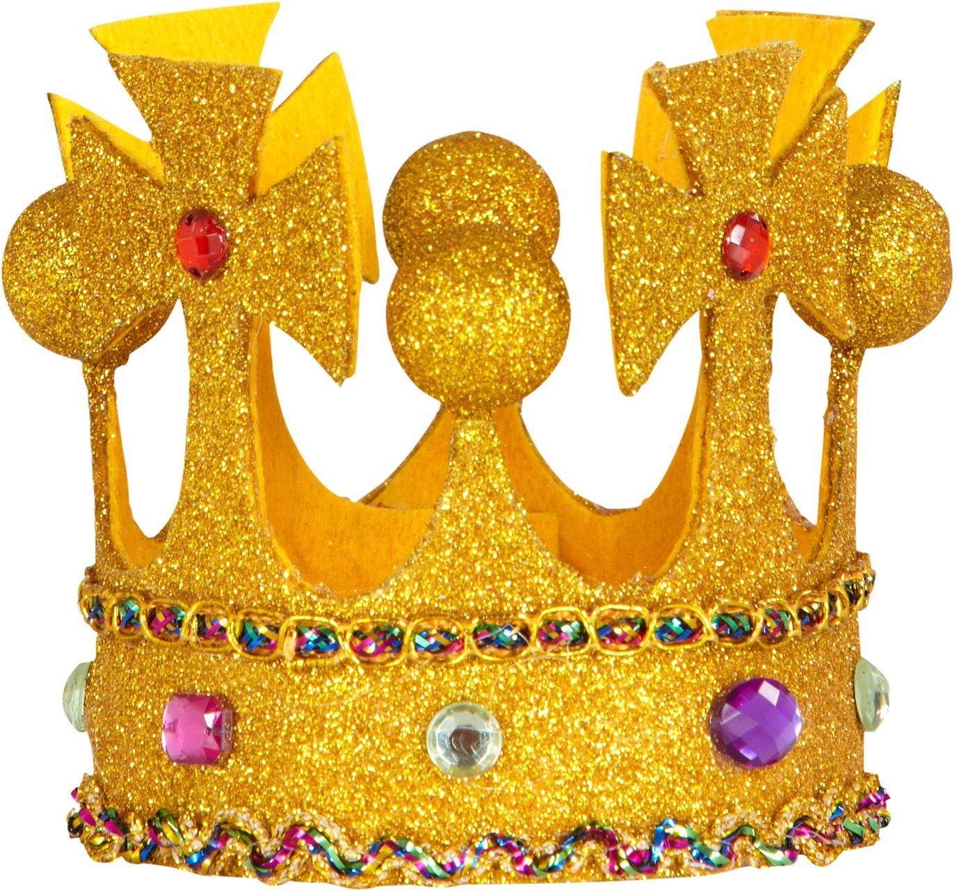 Mini koninklijke kroon