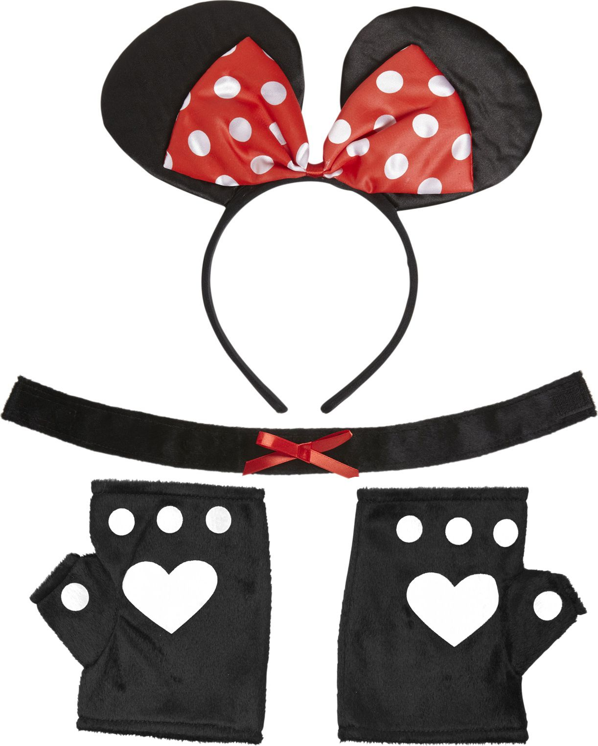 Minnie mouse accessoires