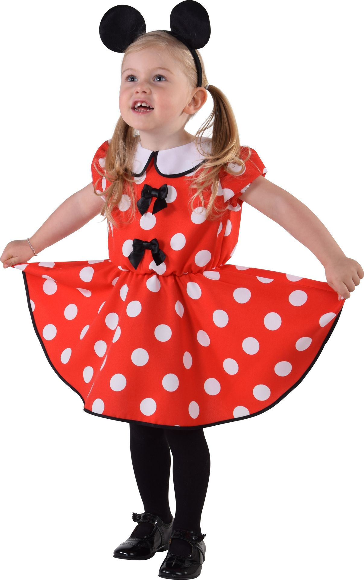 Minnie Mouse jurk baby's