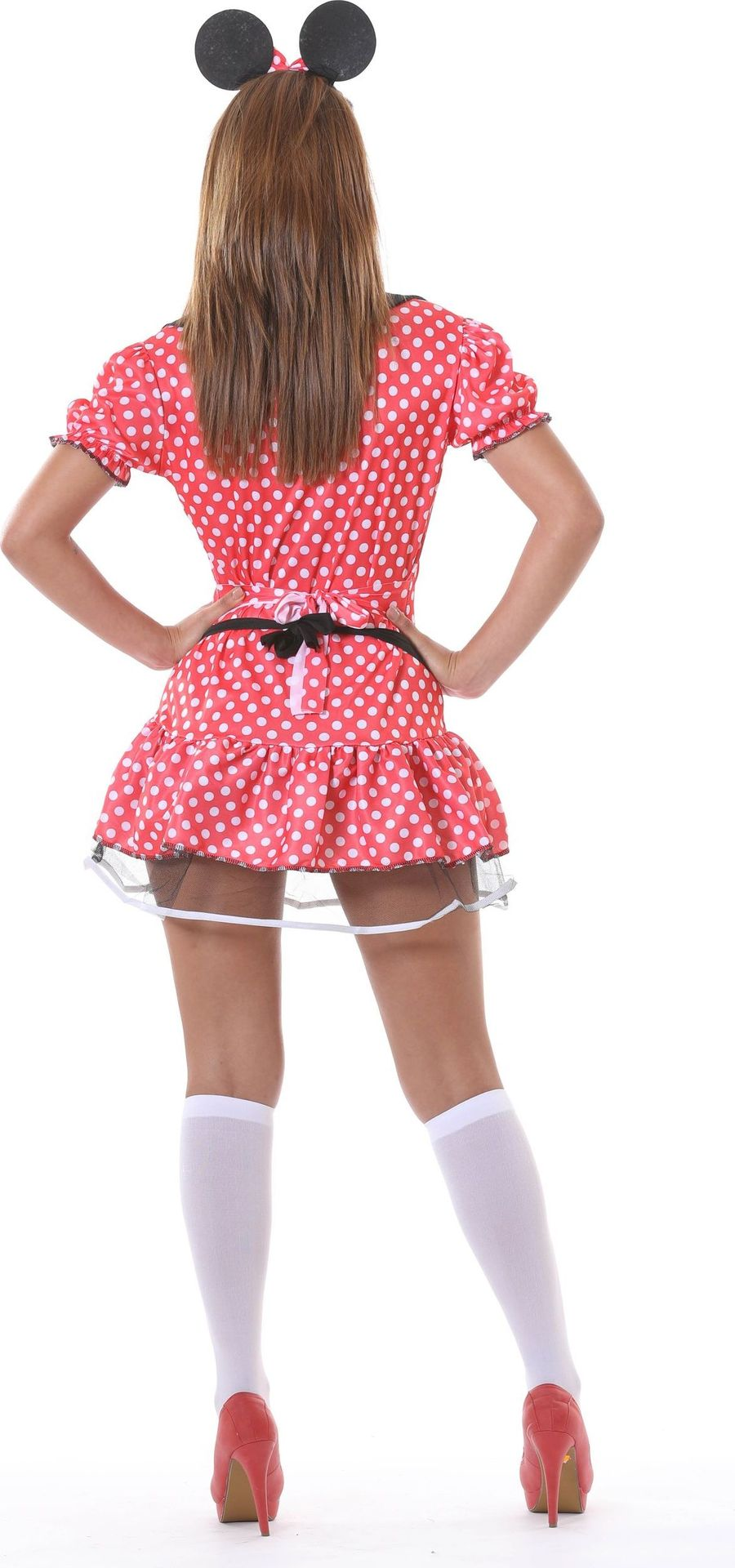 Minnie Mouse jurk
