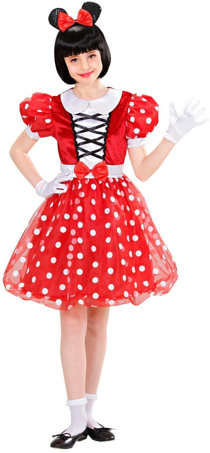 Minnie Mouse kostuum kinderen
