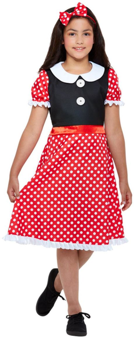 Minnie mouse meisjes outfit