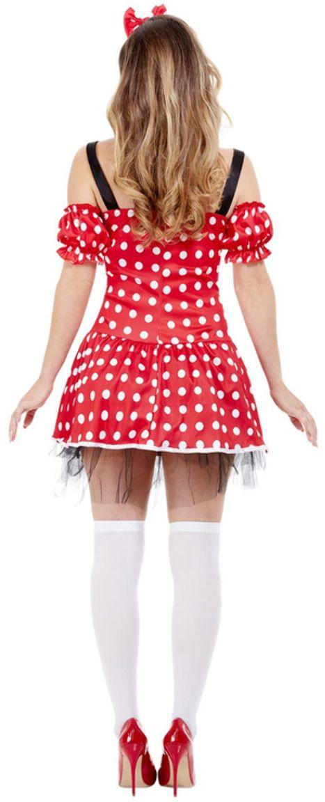 Minnie mouse schattig jurkje
