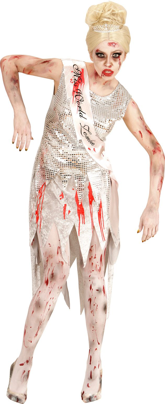 Miss world zombie