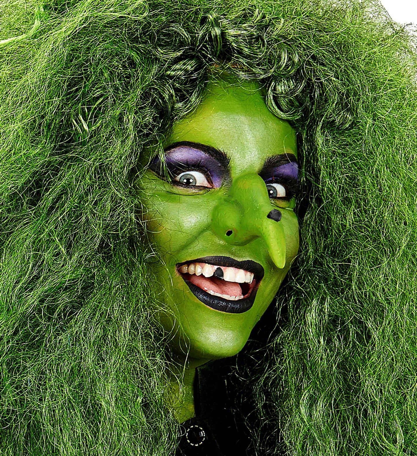 Missende tand make-up