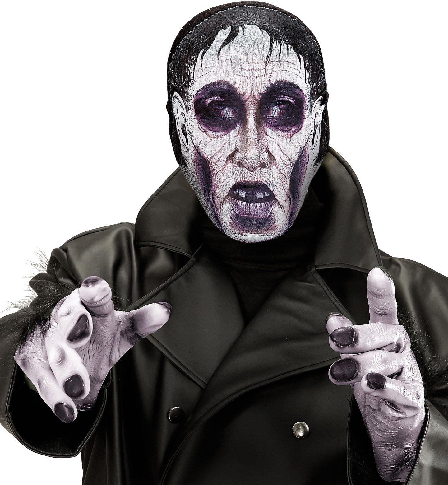 Monster stoffen masker