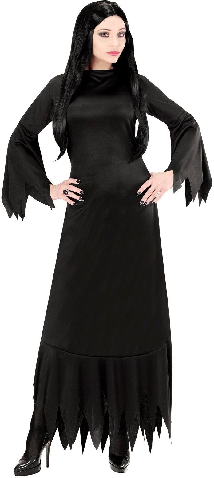 Mortisia heksen jurk