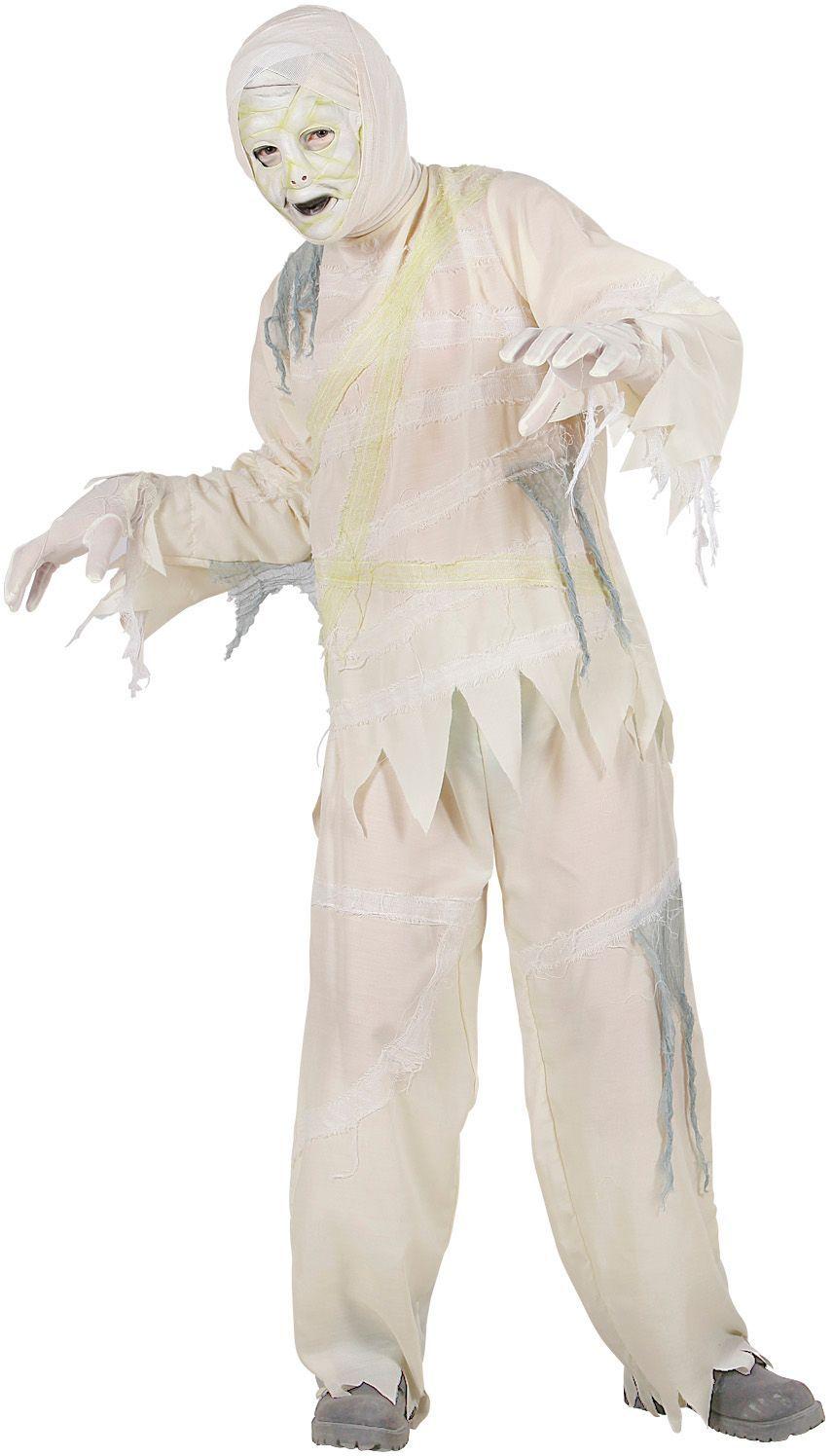 Mummie kind kostuum
