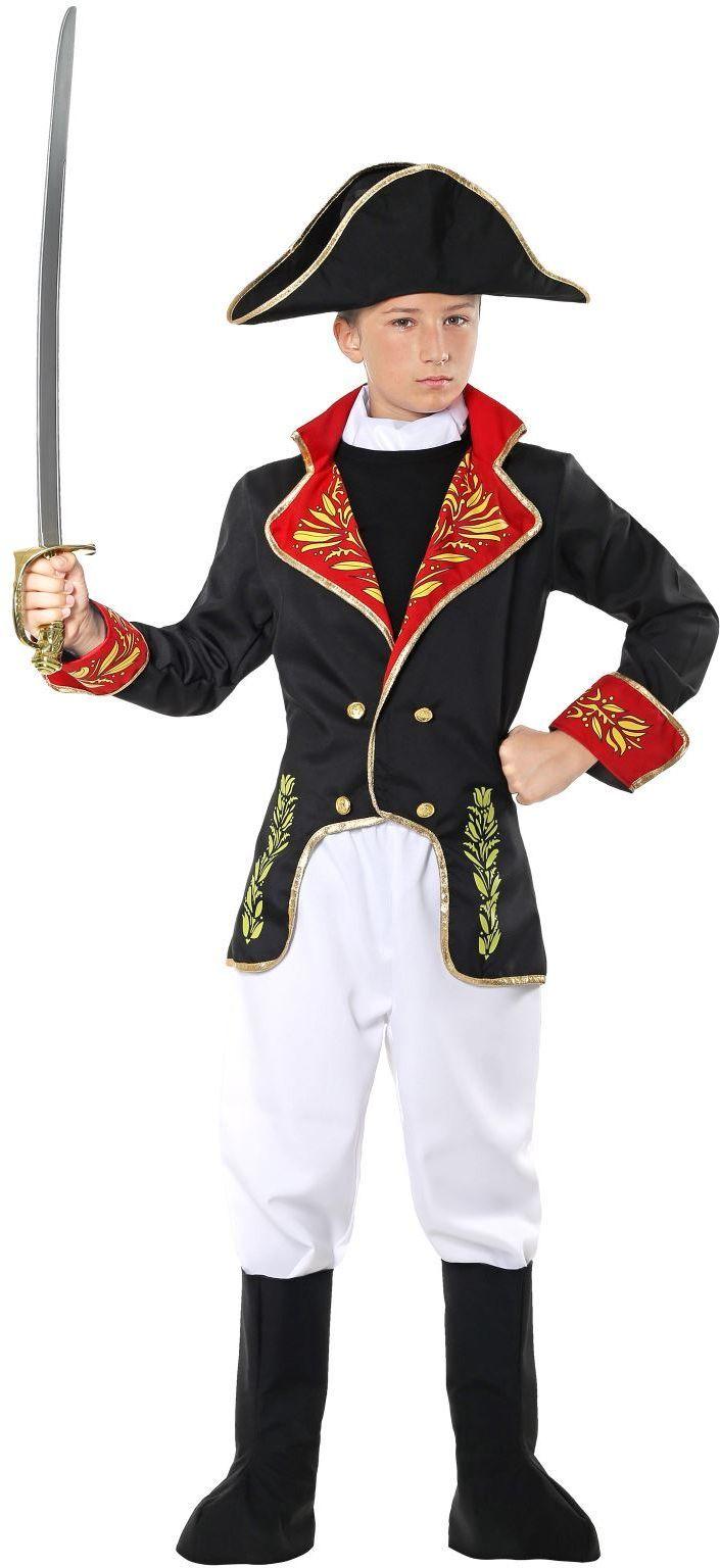 Napoleon carnaval kind