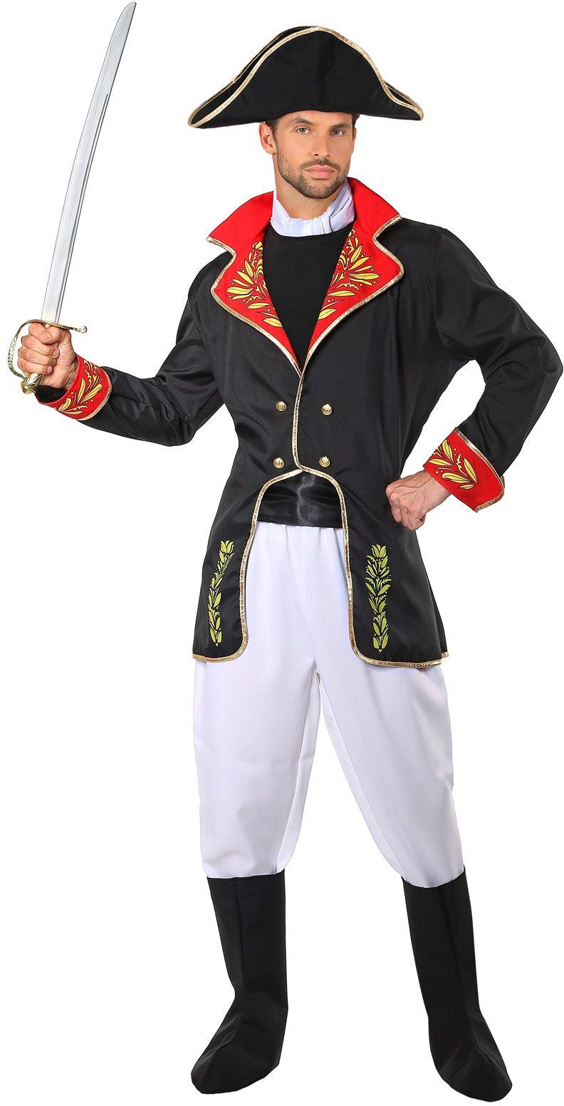 Napoleon carnaval kostuum