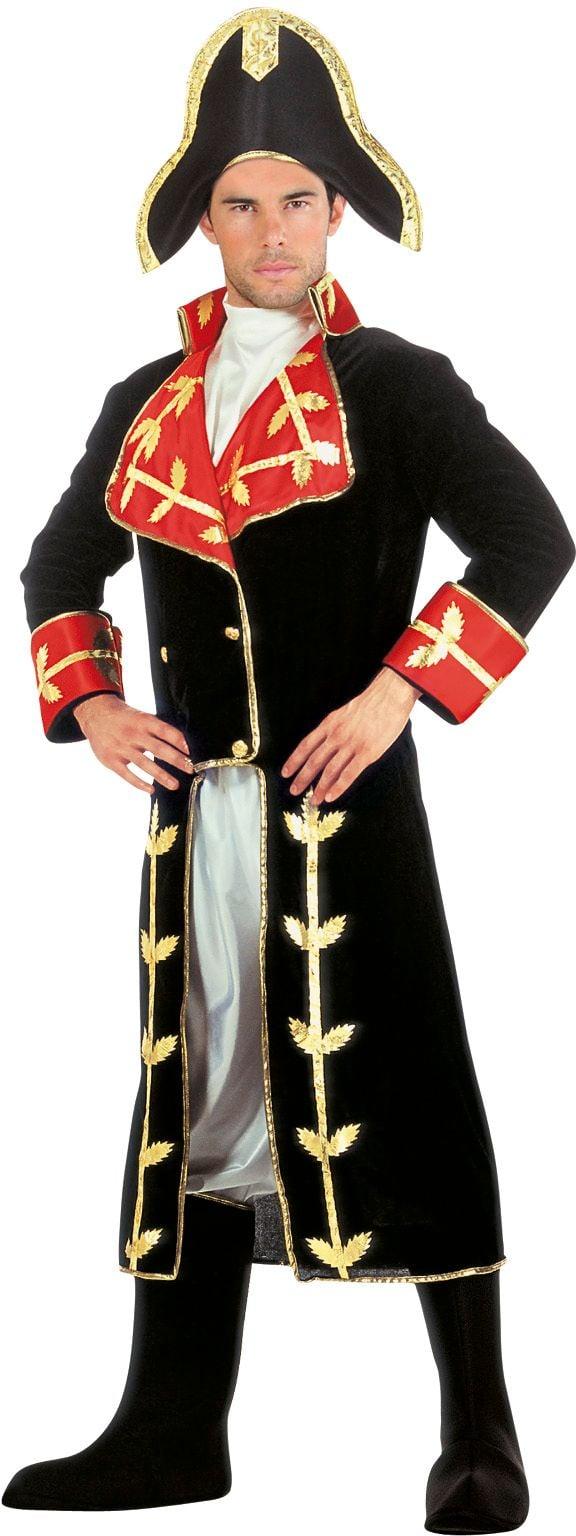 Napoleon Fluweel kostuum