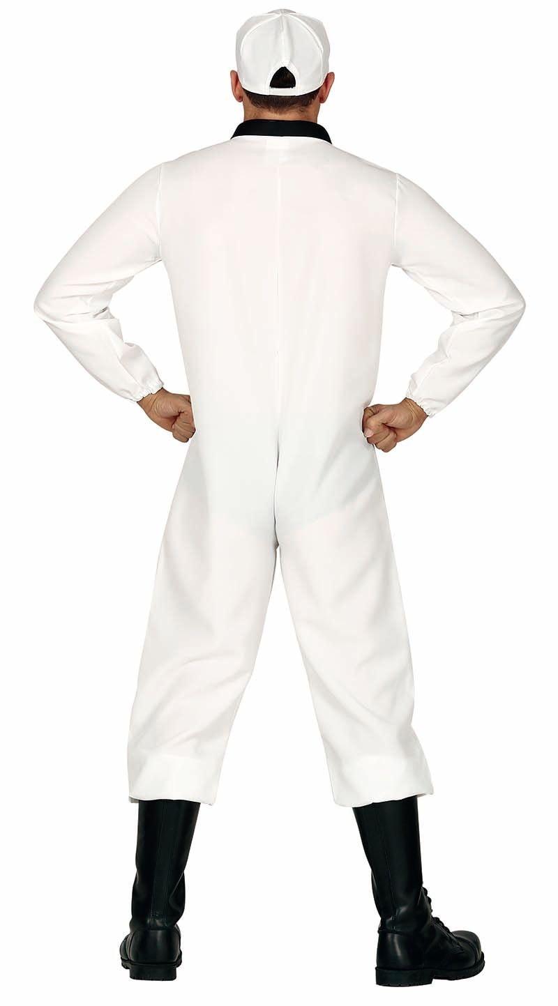NASA ruimtevaart kostuum
