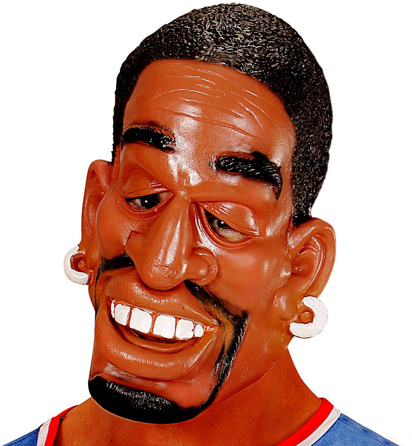 NBA basketbal masker