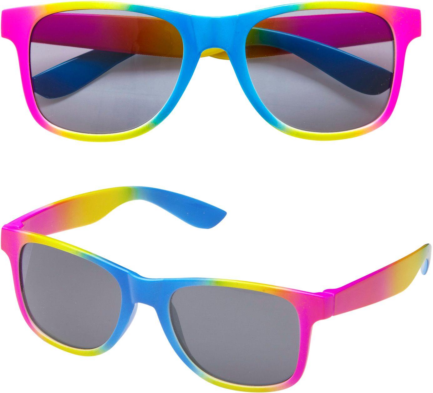 Neon 80s bril
