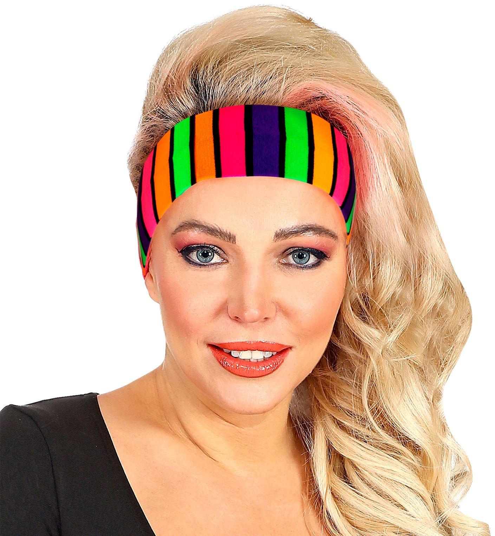 Neon kleuren hoofdband