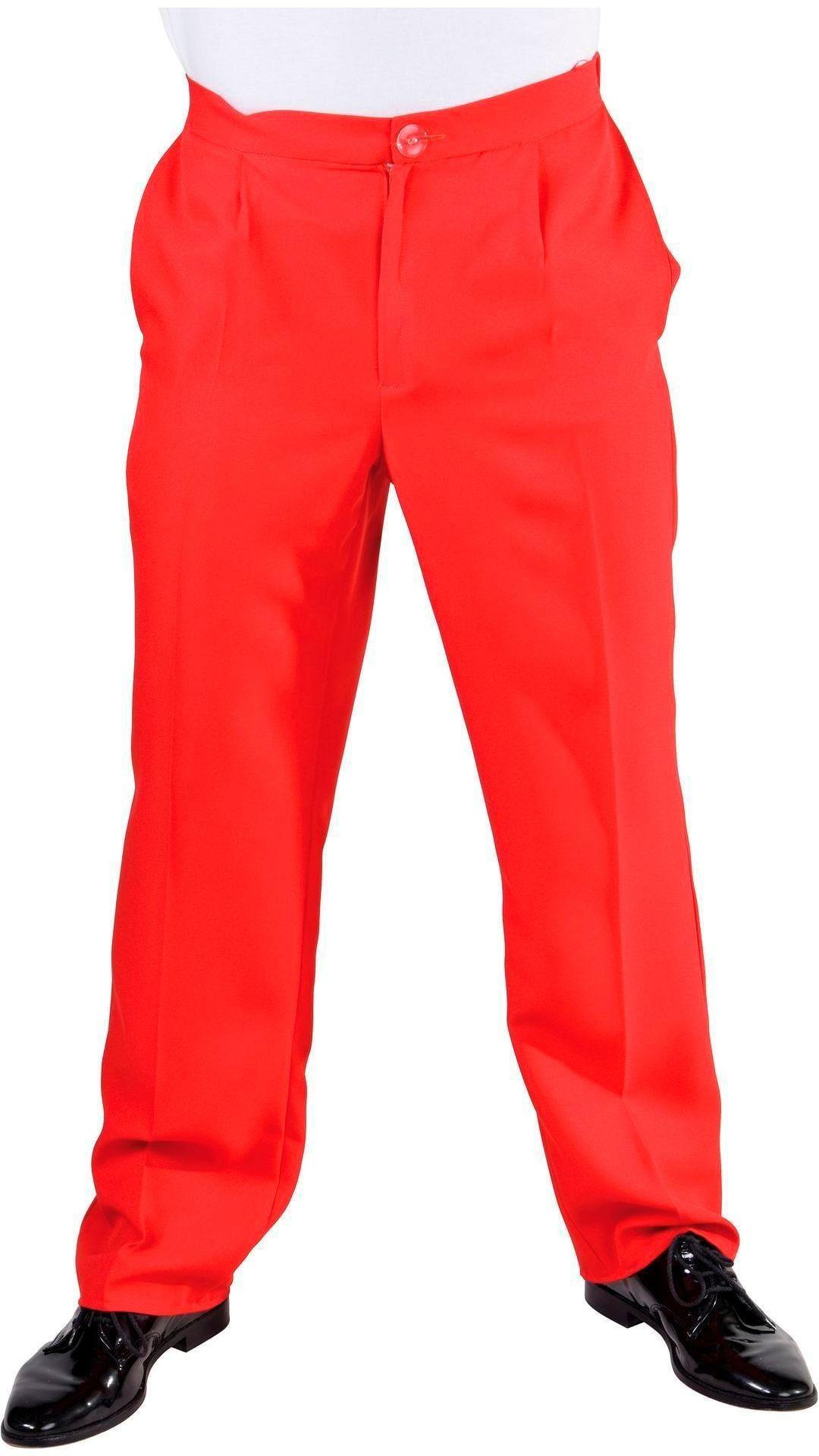 Nette rode broek heren