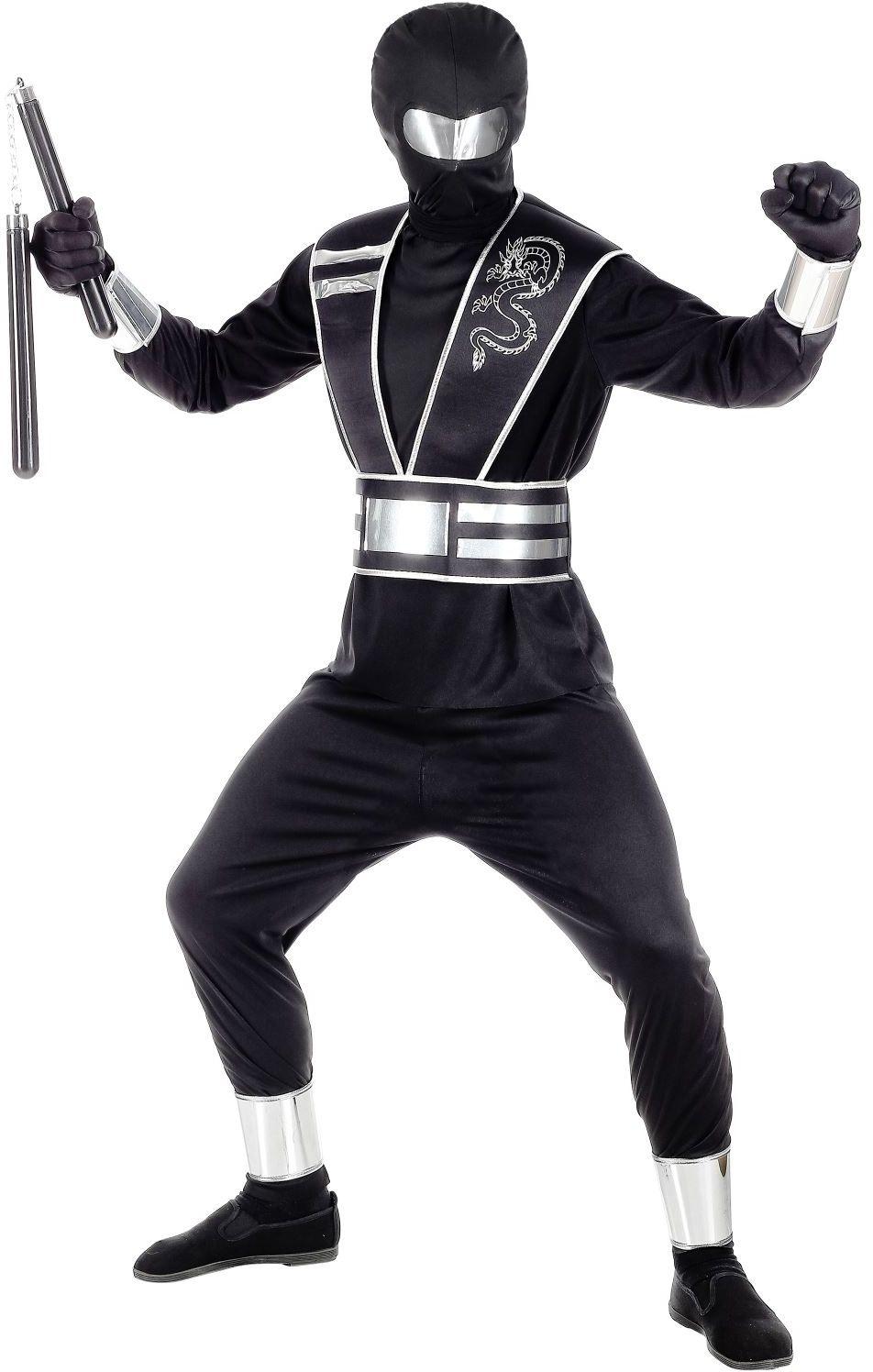 Ninja carnaval kind