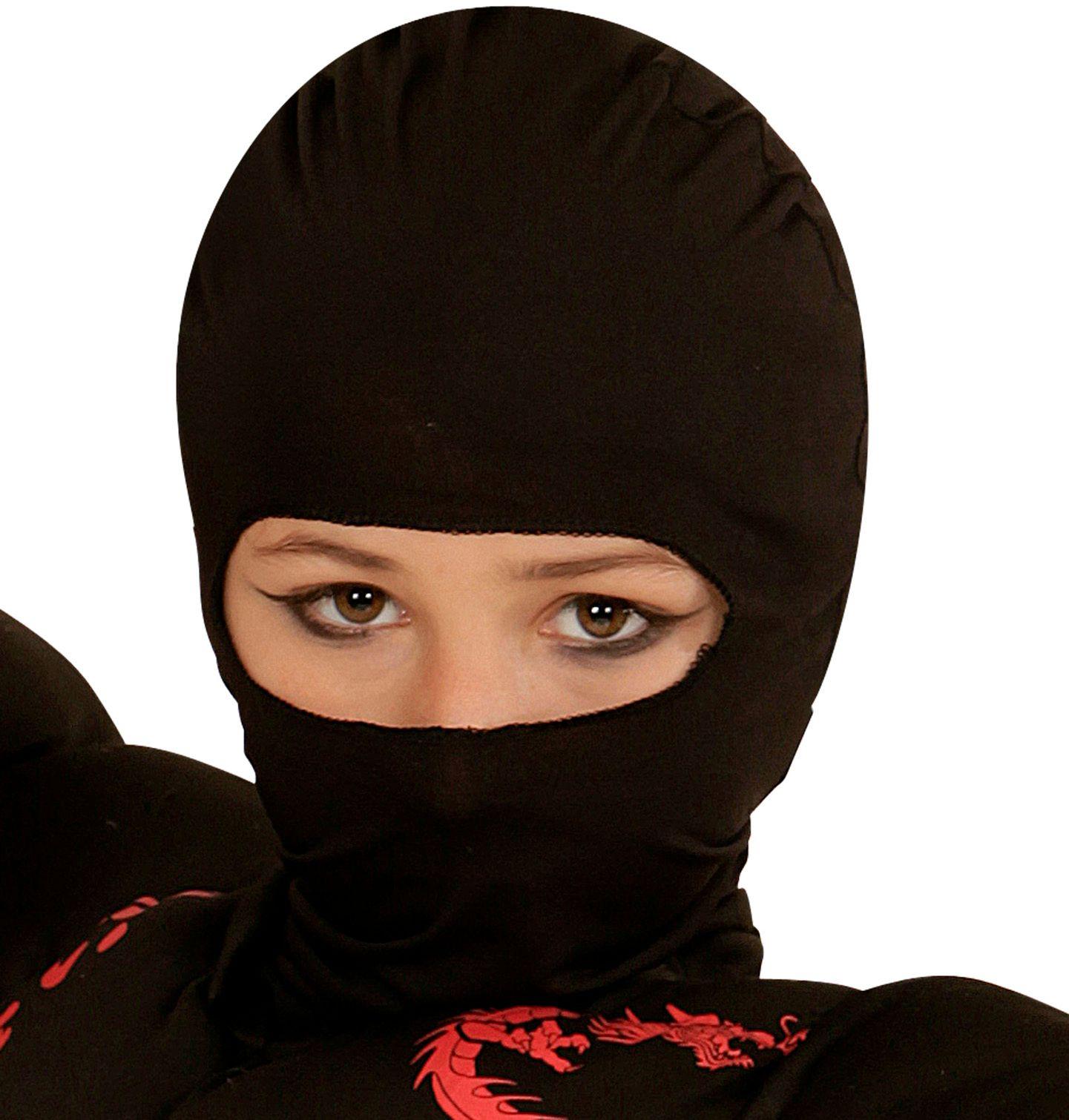 Ninja kinderen masker