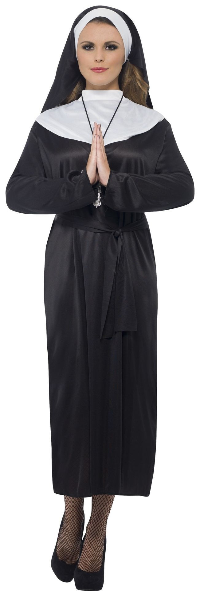 Nonnen jurk dames