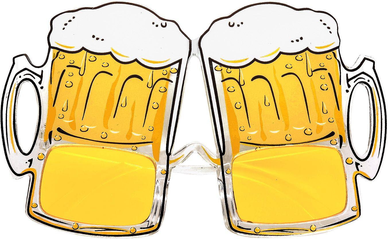 Oktoberfest bier bril