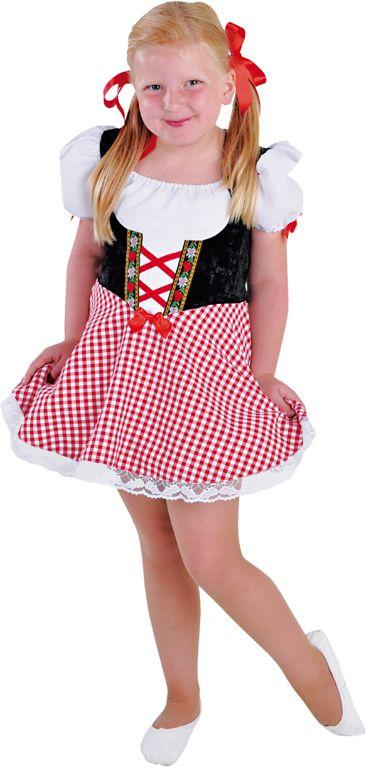 Oktoberfest dirndl meisjes