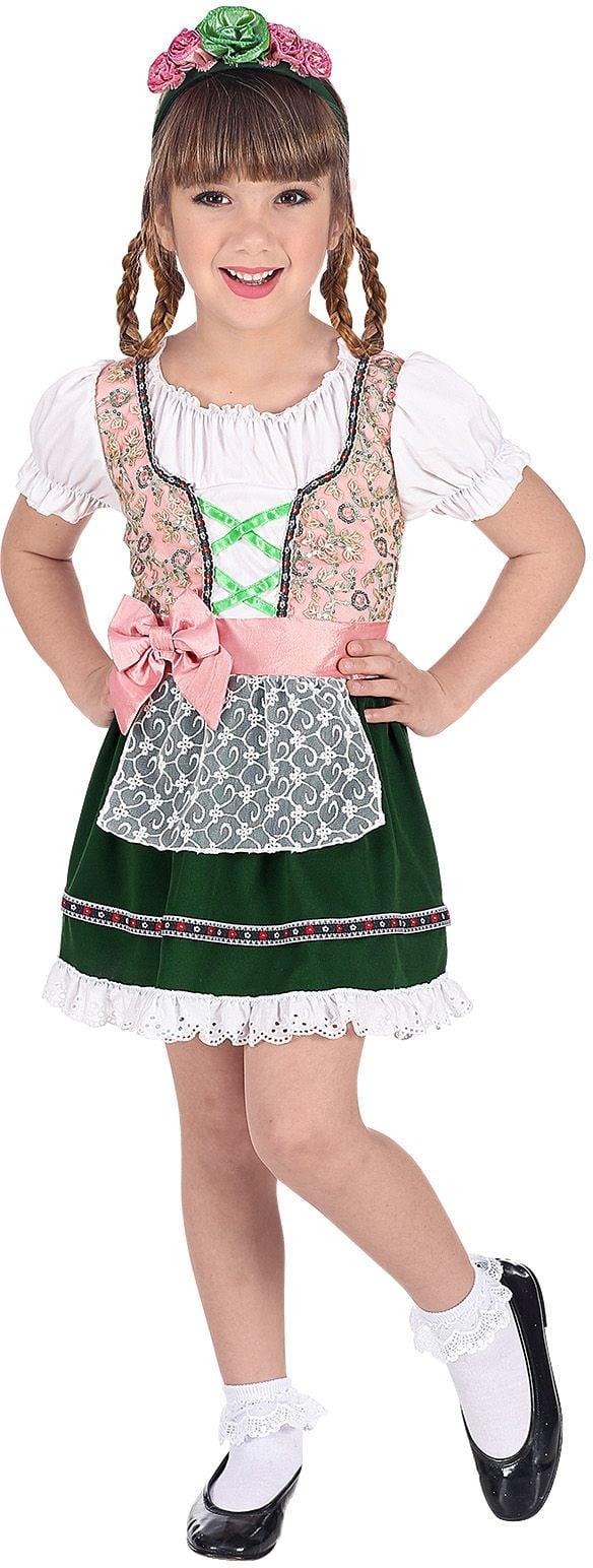 Oktoberfest jurk meisjes