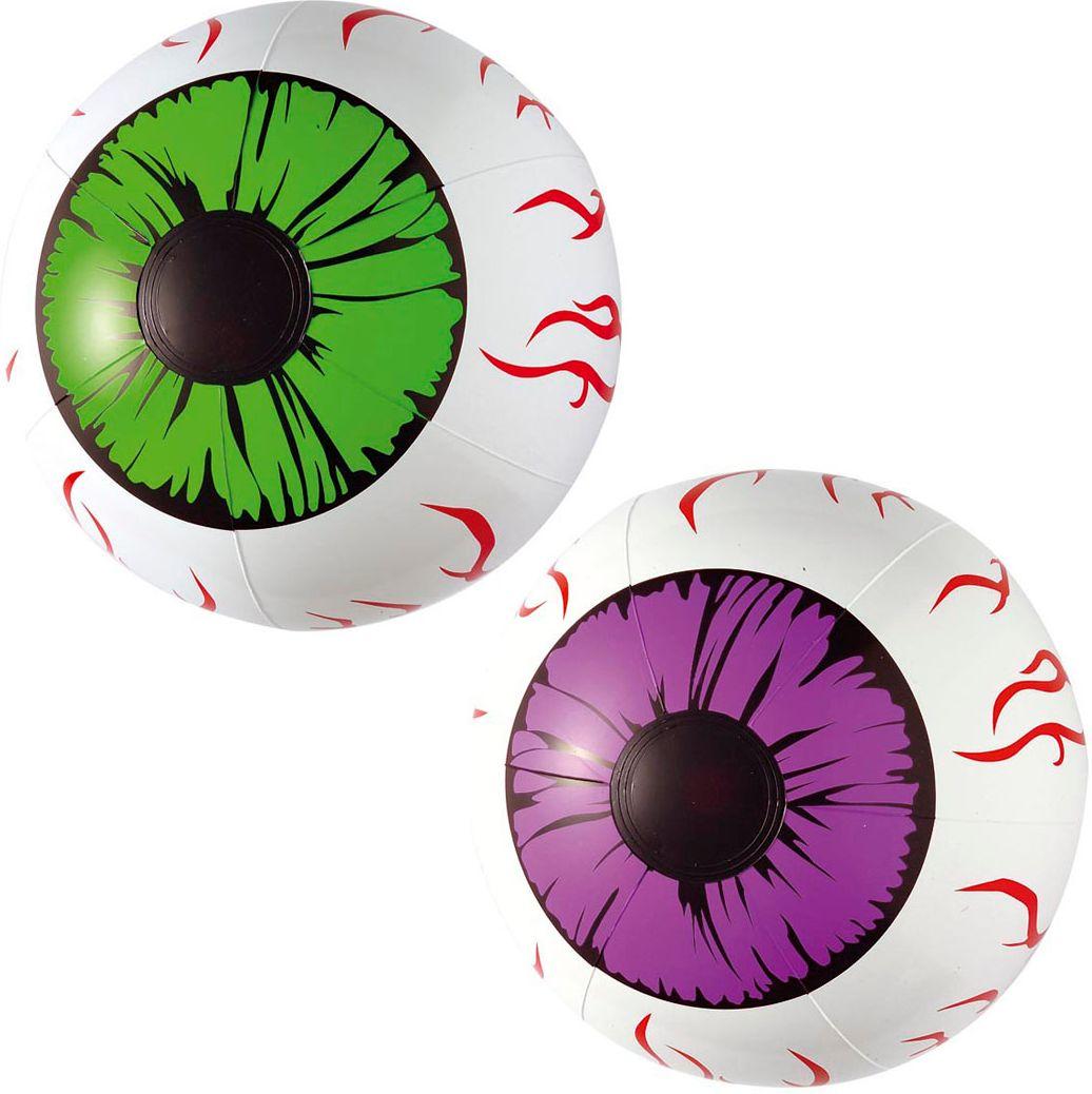 Opblaas ogen set 2 stuks