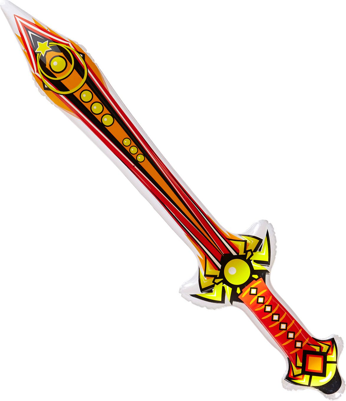 Opblaasbaar magisch zwaard