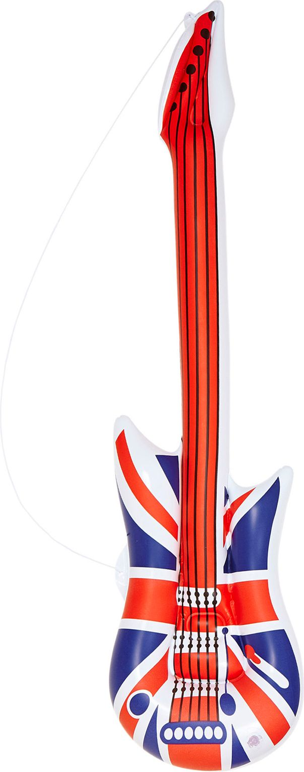 Opblaasbaar UK gitaar