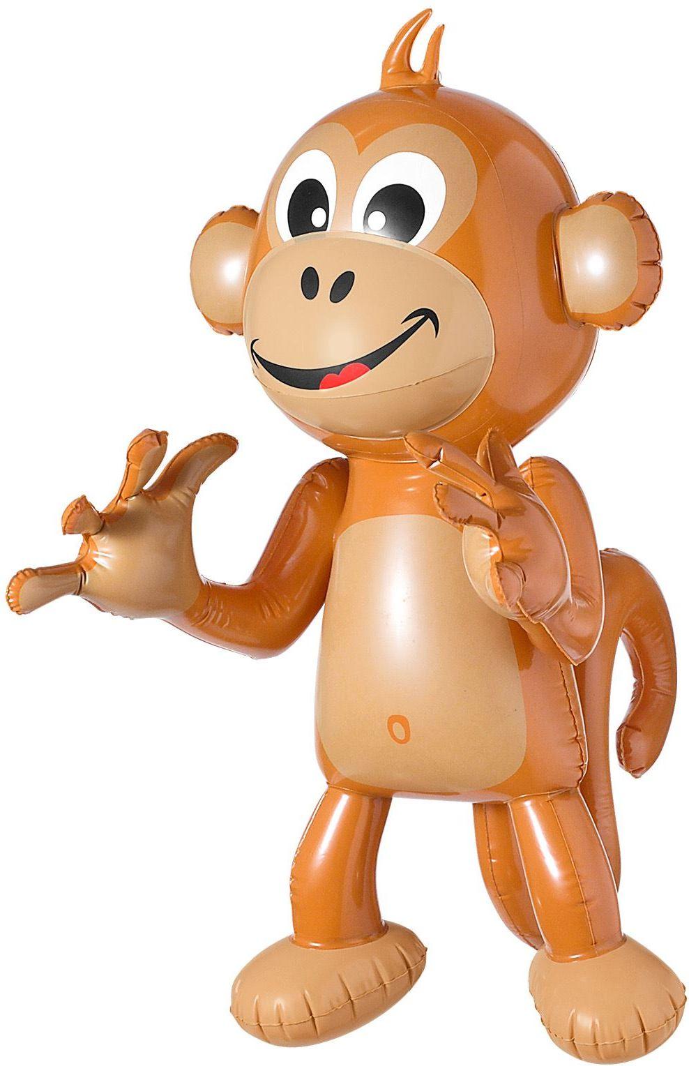Opblaasbare aap