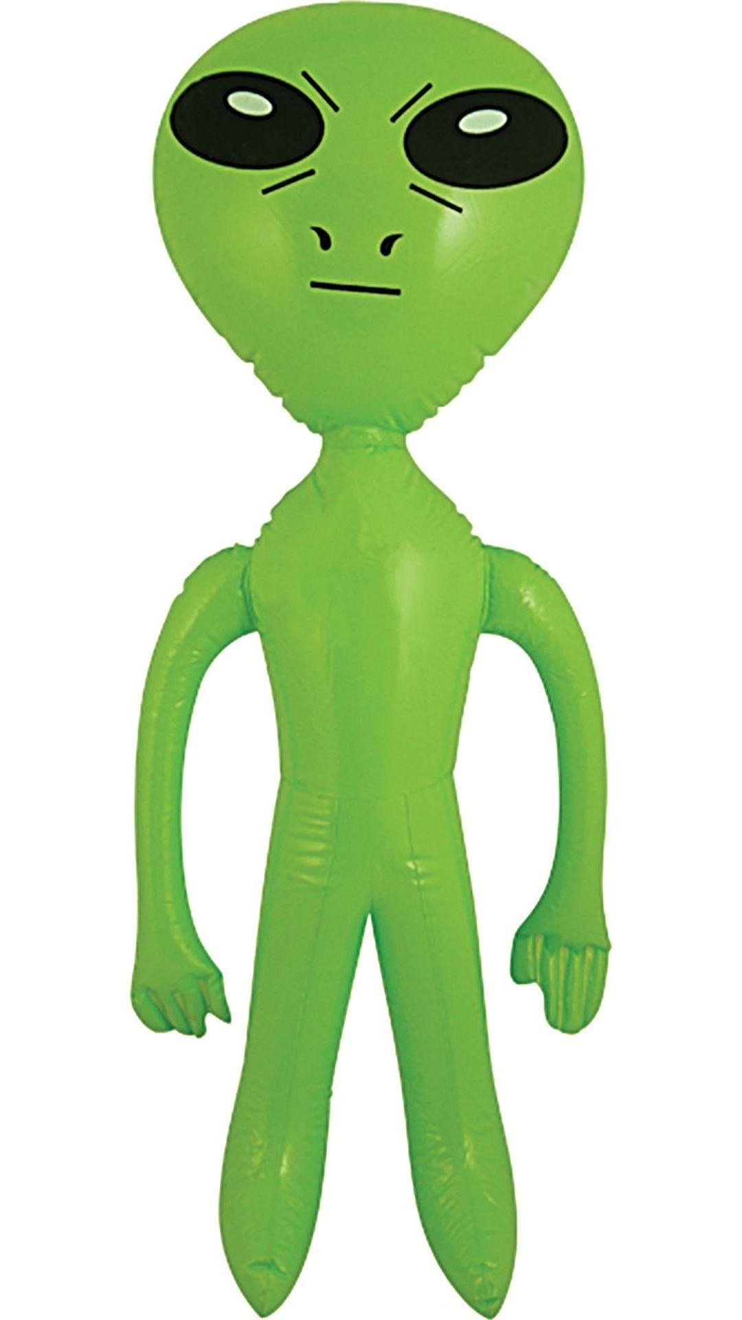 Opblaasbare alien
