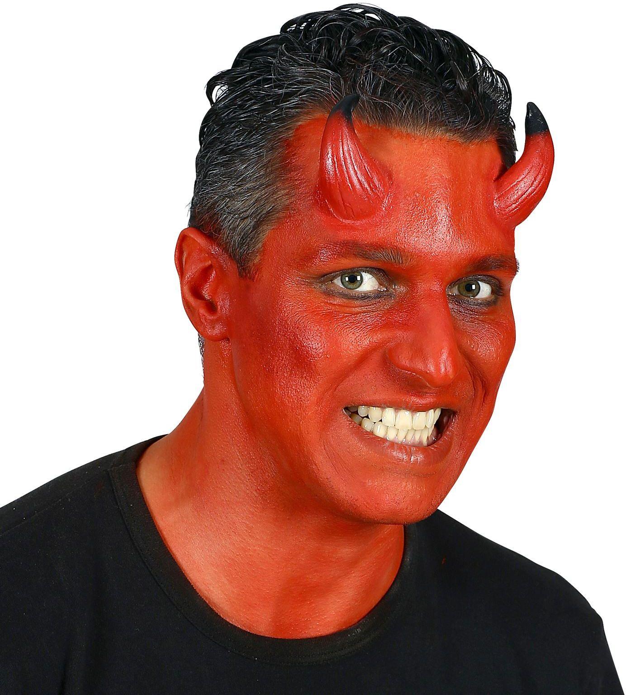 Opplakbare duivelsoren, professioneel