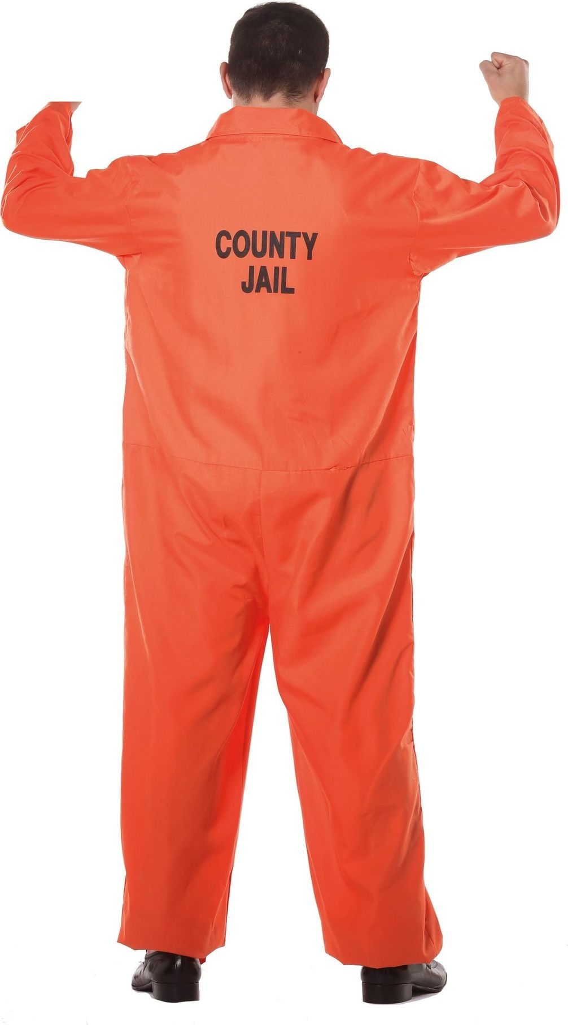 Oranje gevangenis overall