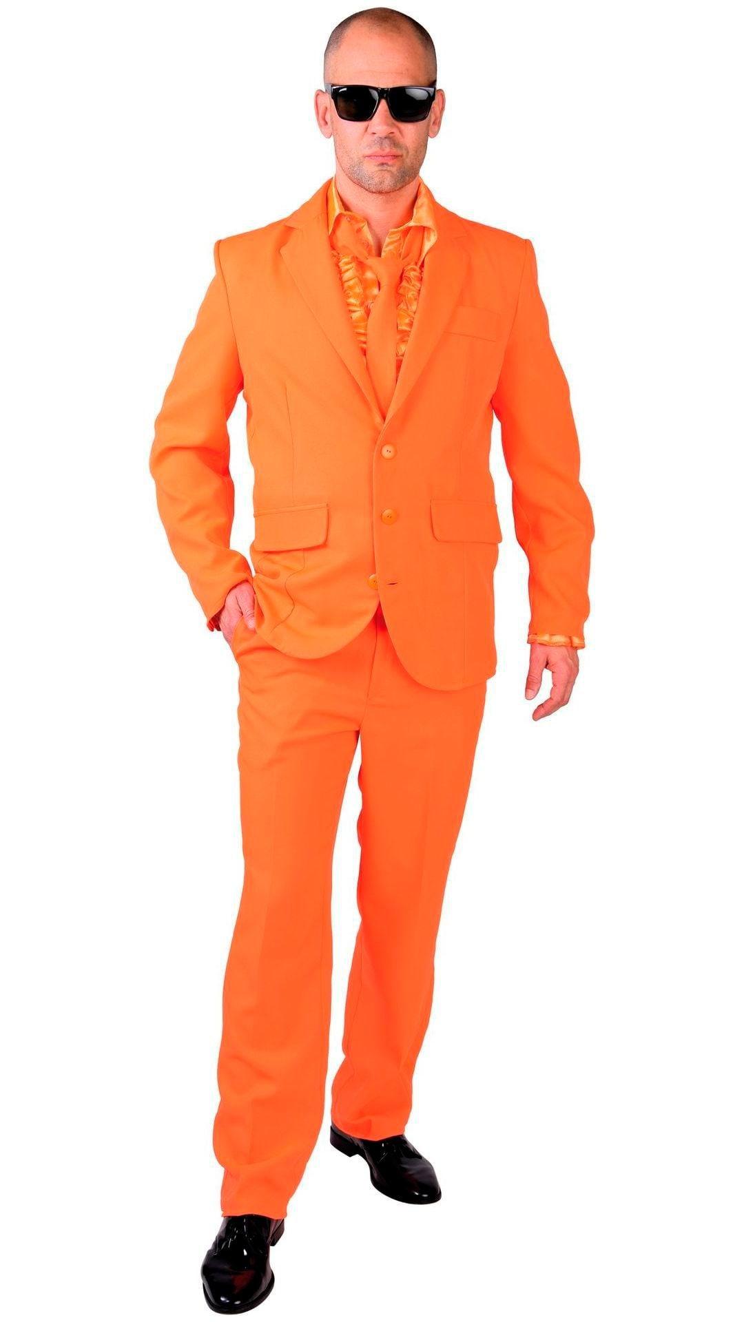 Oranje maatpak