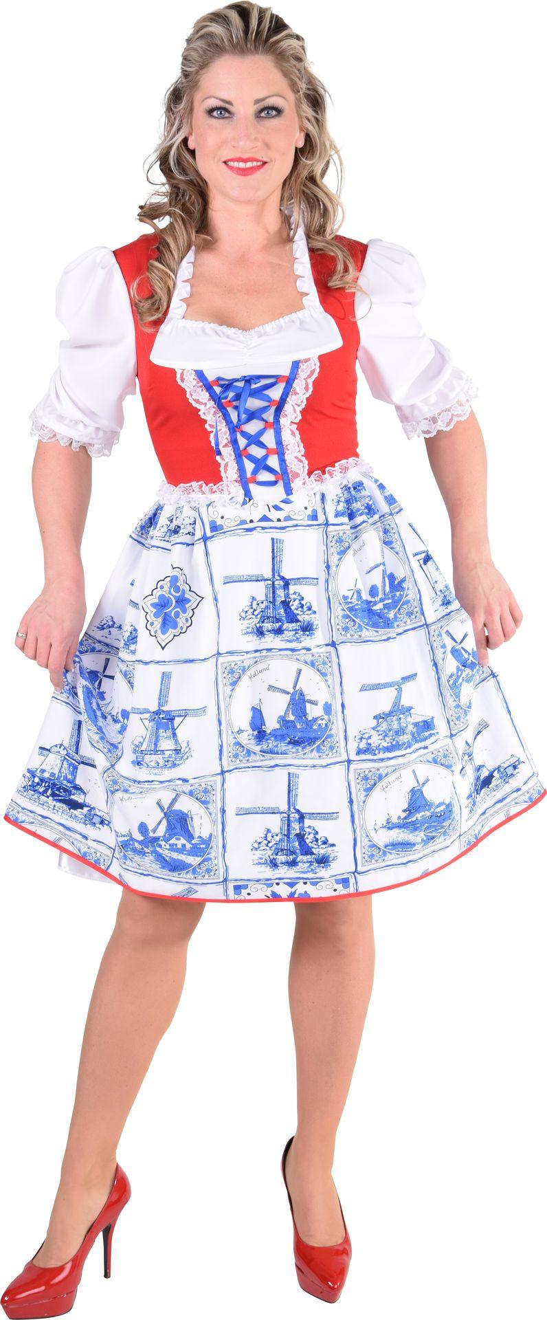 Oud hollandse jurk dames