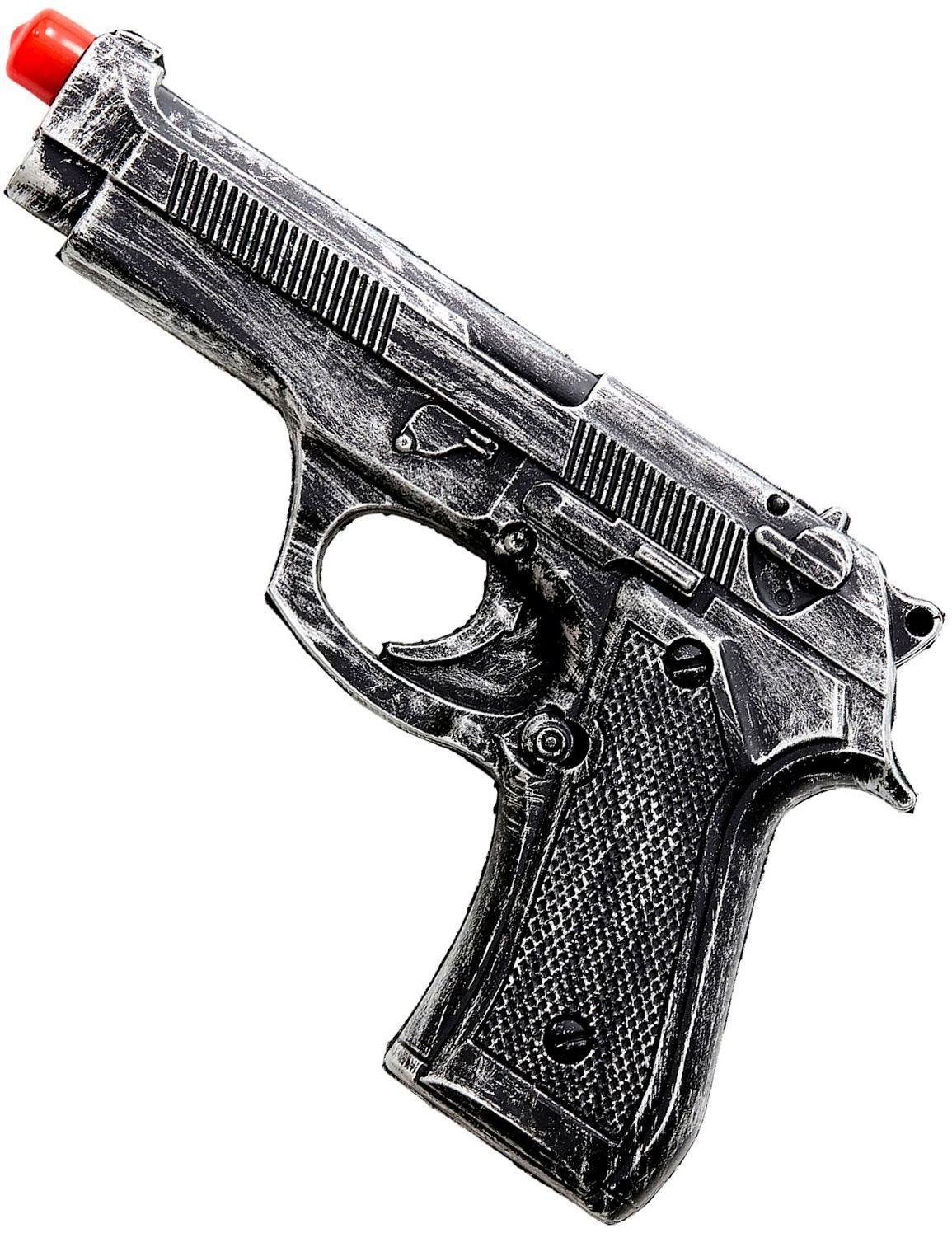 Ouderwets pistool