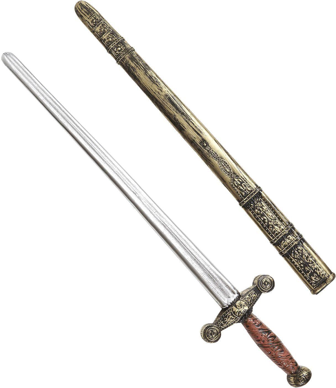 Ouderwets ridder zwaard