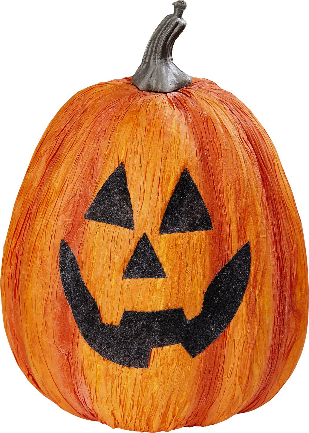 Ovale halloween pompoen