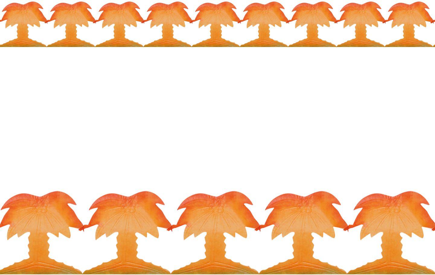Palmboom guirlande