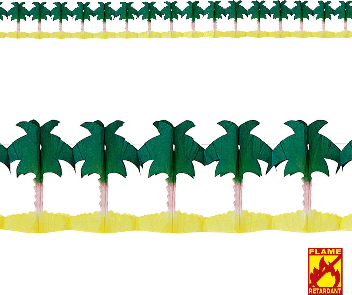 Palmboom slingers