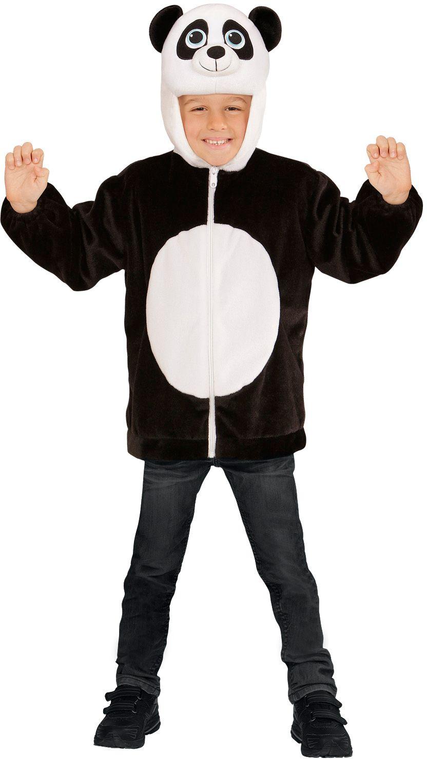 Panda vest kinderen
