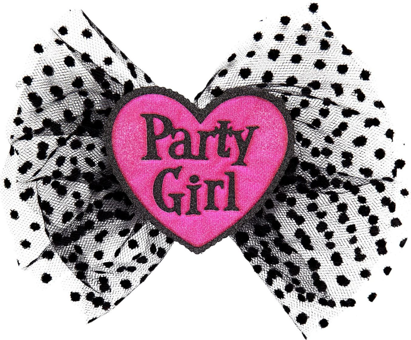 Party girl haarclip