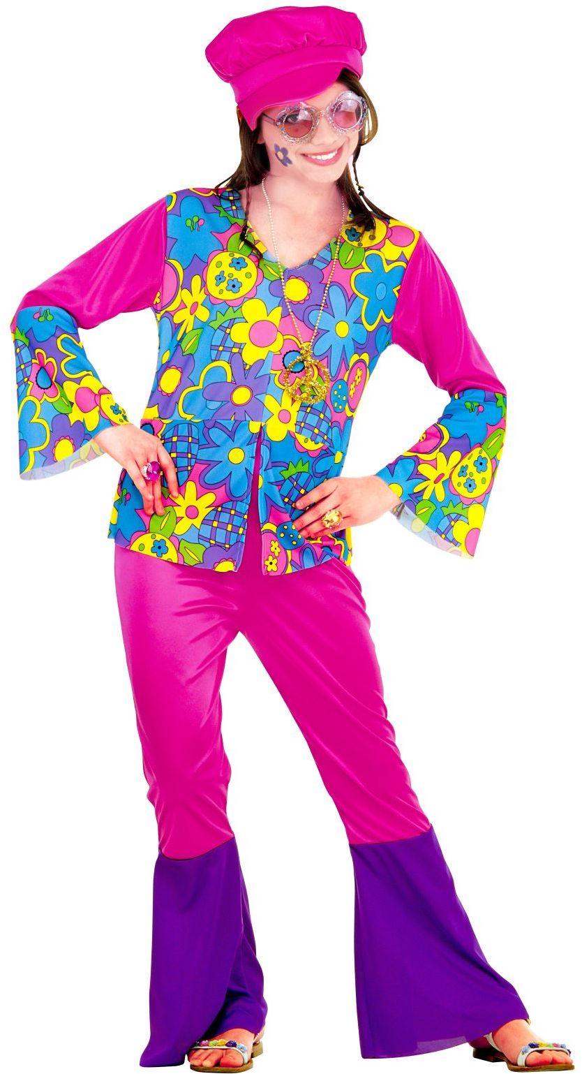 Peace Hippie kostuum