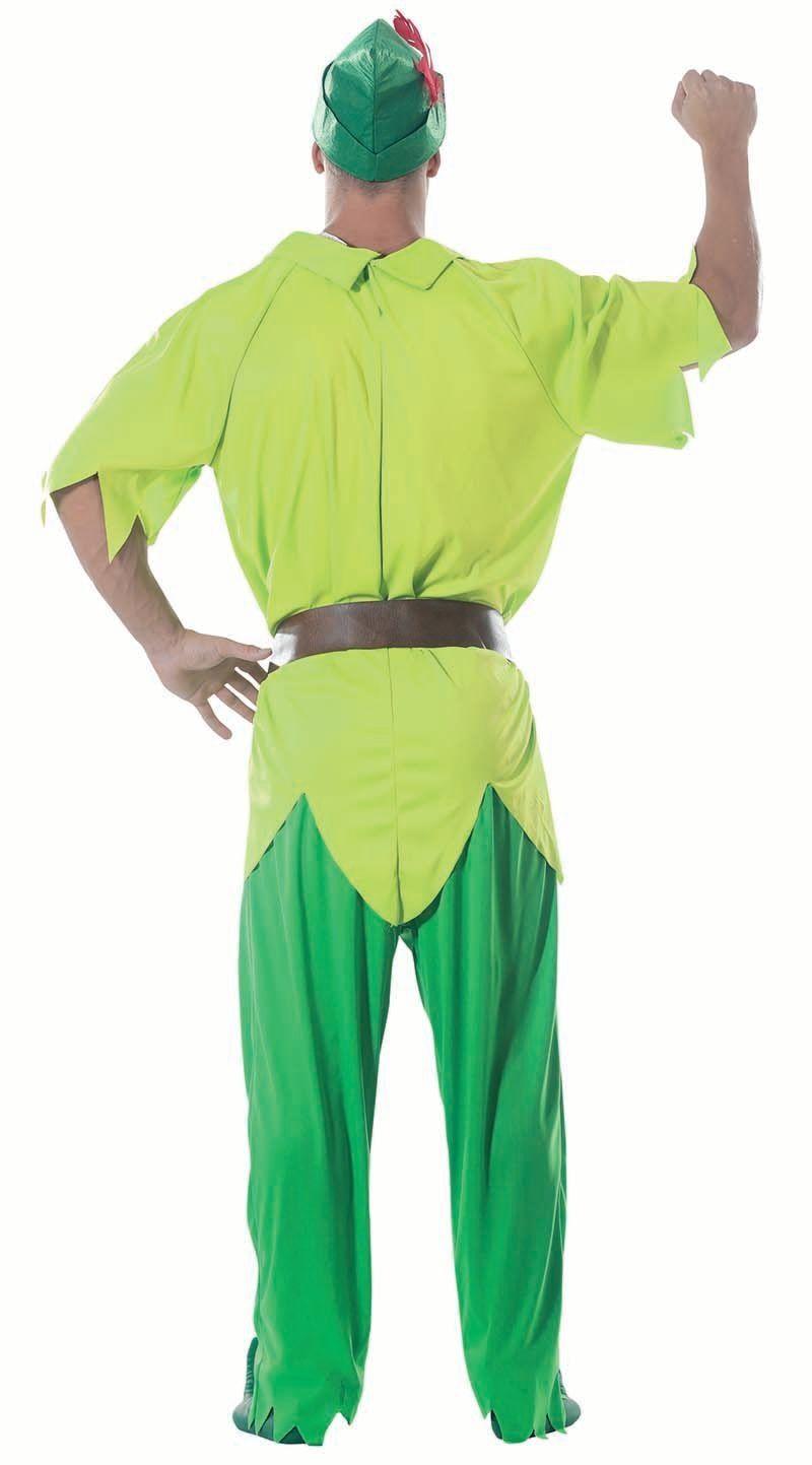 Kostuum Heren.Peter Pan Kostuum Heren