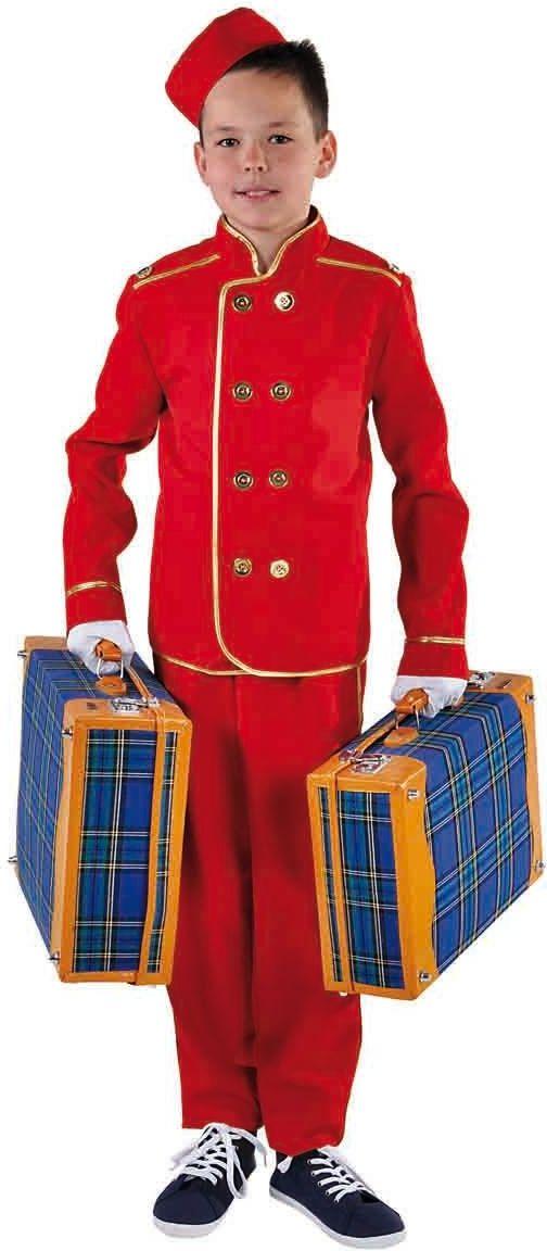 Piccolo kostuum kinderen
