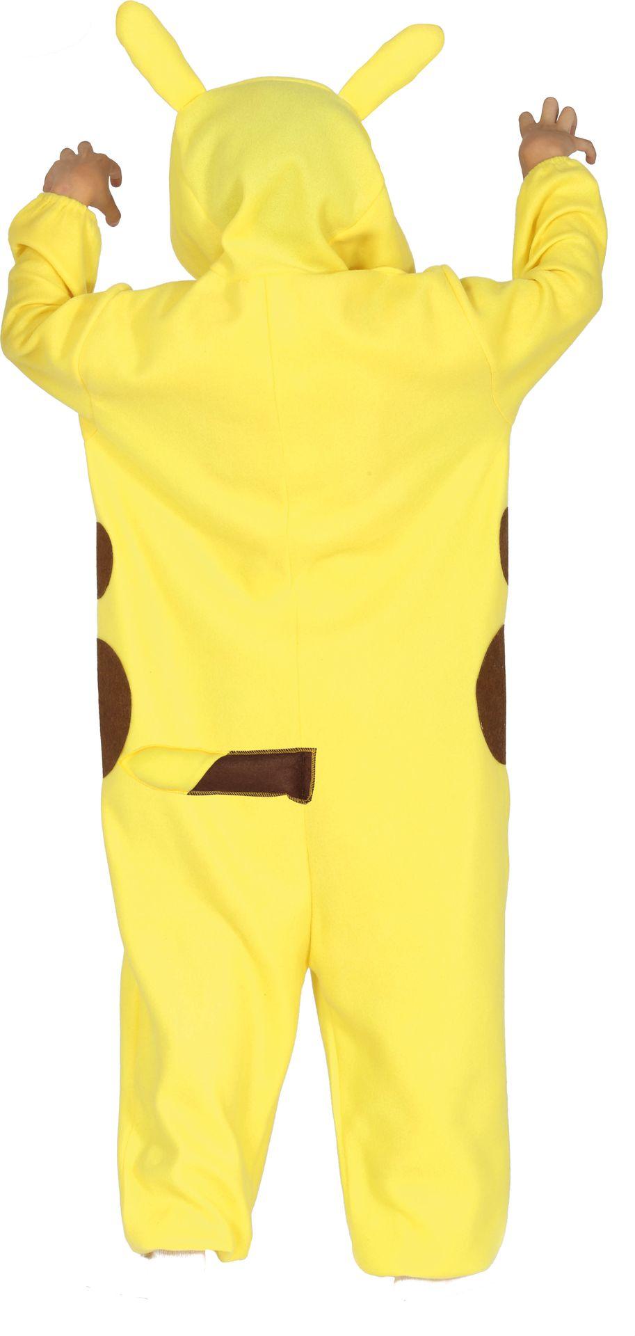 Pikachu kostuum kind (Look-a-like)
