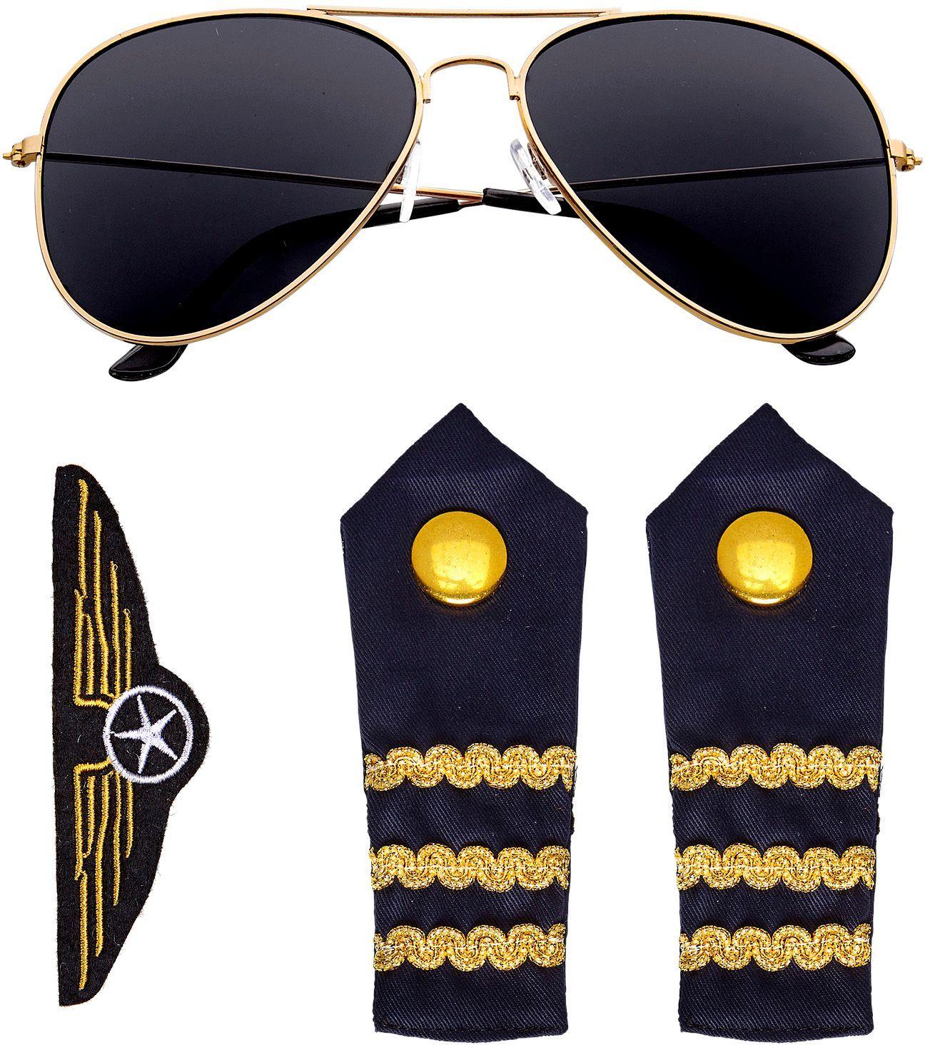 Piloten accessoires set