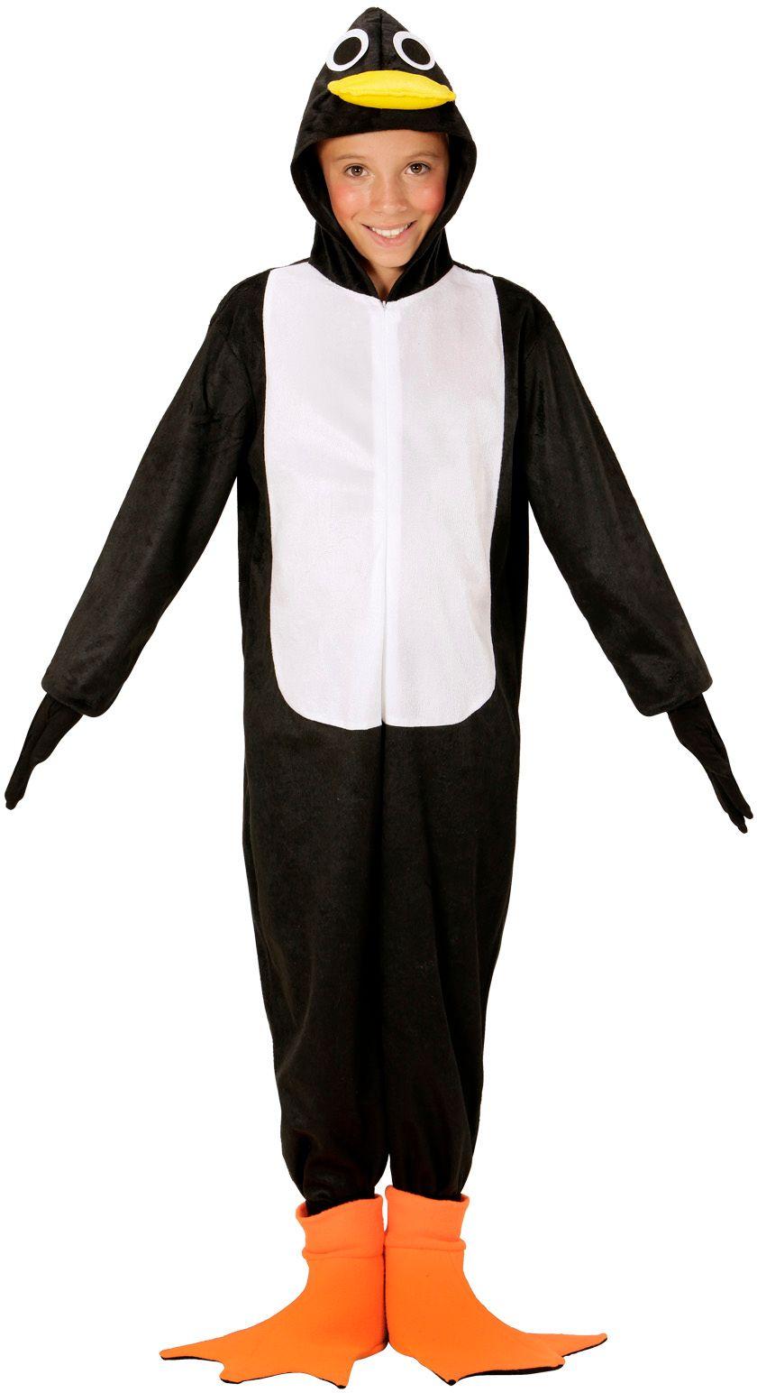 Pinguïn carnaval kind