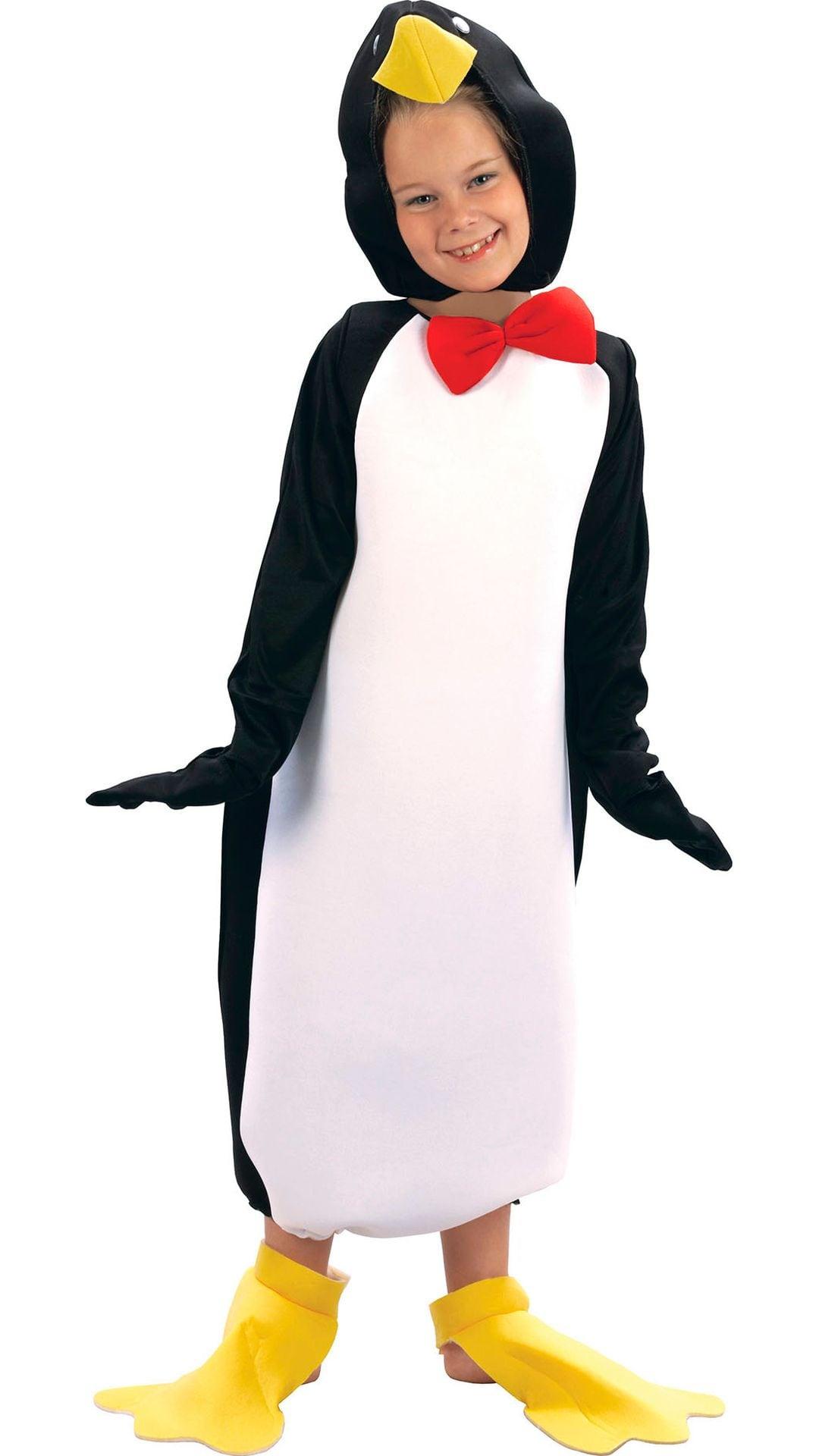 Pinguïn kind kostuum