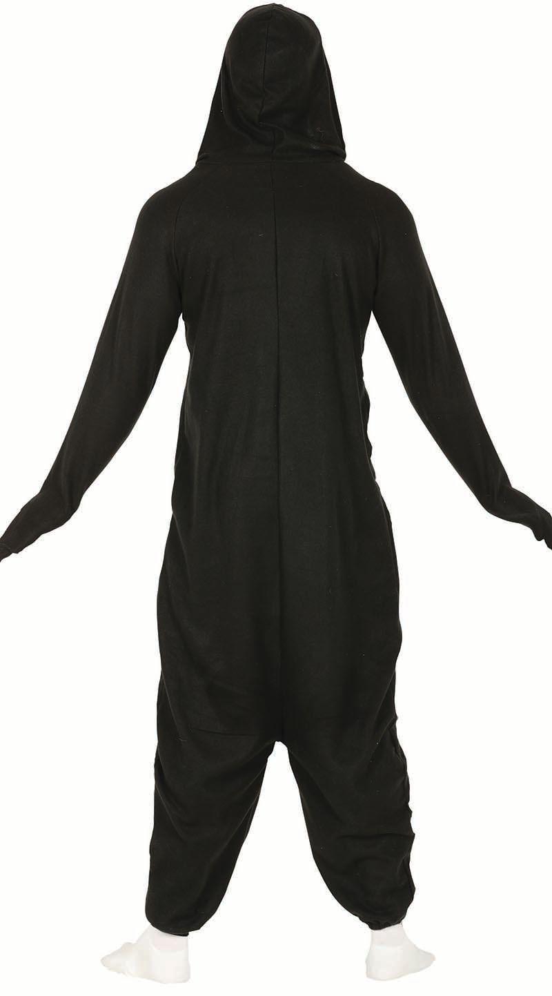 Pinguïn onesie carnaval